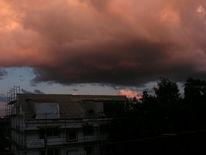 Landschaft, Wolken, Schwere, Fotografie