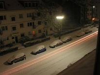 Fotografie, Schnee, Schneestraßschaft, Straße