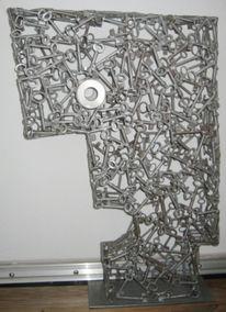 Mönchengladbach, Mutter, Kopf, Kunsthandwerk