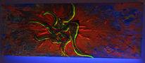 Abstrakt, Malerei, Demut