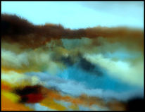 Malerei, Acrylmalerei, Abstrakt