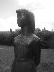Fotografie, Univercity, Statue,