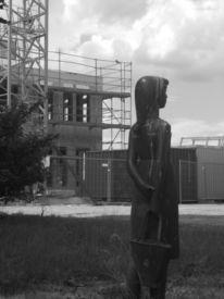 Fotografie, Statue,