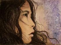 Malerei, Pastellmalerei, Aquarell