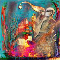Die liebe, Gemälde, Sammeln, Malerei