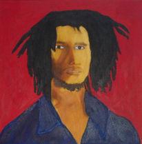 Reggae, Afrika, Rastafari, Figural