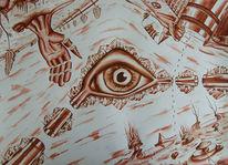 Zeichnungen, Surreal
