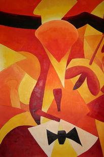 Surreal, Malerei, Kubismus