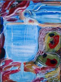 Alkohol, Abstrakt, Malerei