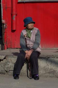 Beijing, Oma, China, Fotografie