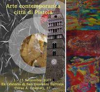 Ausstellung, Pistoia, Colorgetics, Lambling