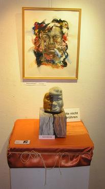 Fotografie, Ausstellung, Skulptur, Malerei