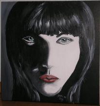 Malerei, Figural, Model