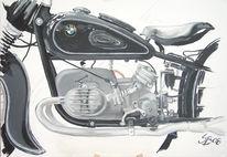 Bmw, Motor, Technik, Motorrad