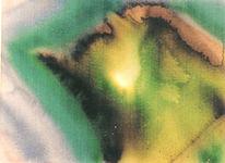 Malerei, Abstrakt, Loch
