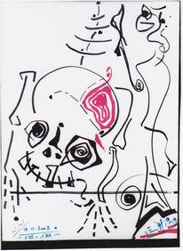 Zeichnungen, Hölle