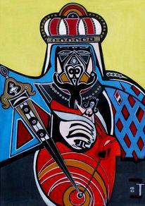 Malerei, King kong, Surreal, King