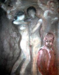 Leben, Tanz, Malerei, Hölle