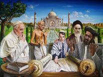 Gegenwartskunst, Debatte, Islam, Papst