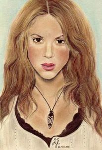 Portrait, Zeichnung, Zeichnungen, Musik