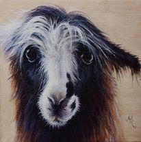 Realismus, Malerei, Hübsche, Tierwelt