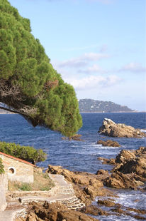Mittelmeer, Felsen, Reiseimpressionen, Sonne