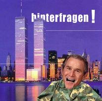 Amerika, Verschwörung, Terror, Busch