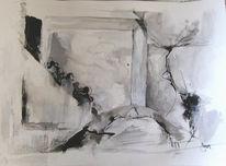 Abstrakt, Zeichnung, Zeichnungen