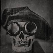 Tintype, Steampunk, Fotografie, Cool