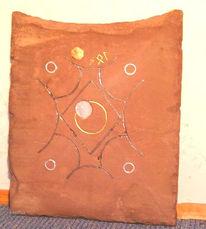 Stein, Sonne, Mond, Symbol