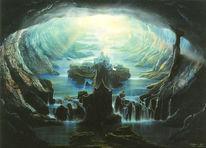 Höhle, Felsenburg, Rupertigau, Bad reichenhall