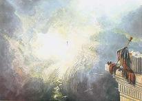Wolkenmaler, Zeitlos, Malerei, Kunstakademie reichenhall