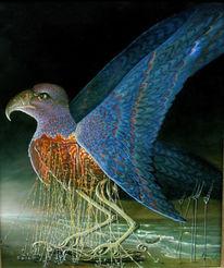 Kunstvogel, Ausstellung, Phantastensalon, Le montdore