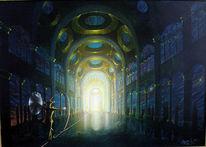 Realismus, Lasurtechnik, Gemälde, Zeitgenössische kunst