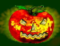 Apfel, Halloween, Pinnwand,