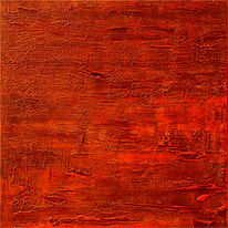 Malerei, Rot, Relief, Abstrakt
