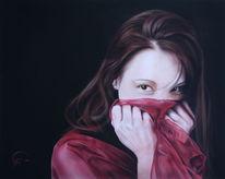 Akt, Diva, Airbrush, Portrait erotik airbrush