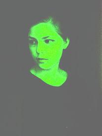 Selbstportrait, Fotografie, Hulk, Menschen