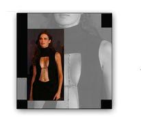 Design, Lederkleid, Mode, Maya