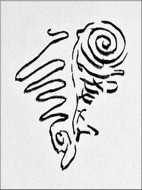 Acrylmalerei, Abstrakt, Zeichnungen