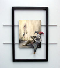 Malerei, Harlekin