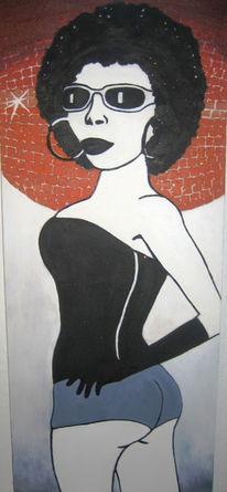 Figural, Pop art, Disko, Funky
