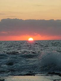 Sonnenuntergang, Teneriffa, Island, Spanien