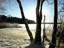 Landschaft, Fotografie, Schnee