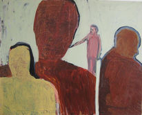 Malerei, Abstrakt, Prozess