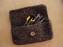 Wolle, Garn, Tasche, Design