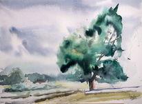 Eichen, Baum, Kreut, Neuburg