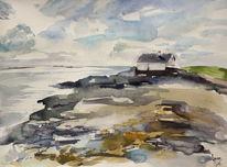 Irland, Landschaft, Küste, Connemara
