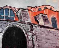 Kirche, Konstantinopel, Heilig, Moschee