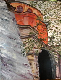 Mauer, Byzantinisch, Moschee, Tor